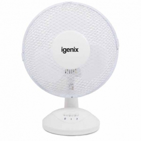 IGENIX desk Fan 9 Inch – DF9010