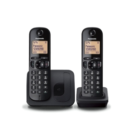 Panasonic Digital Cordless DECT Phone - 2 handsets